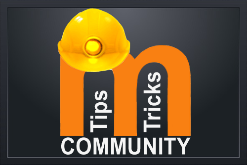 Community tips and tricks